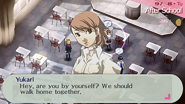 Shin Megami Tensei®: Persona®3 Portable Screenshot 4