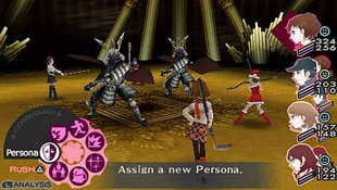 Shin Megami Tensei®: Persona®3 Portable Screenshot 5