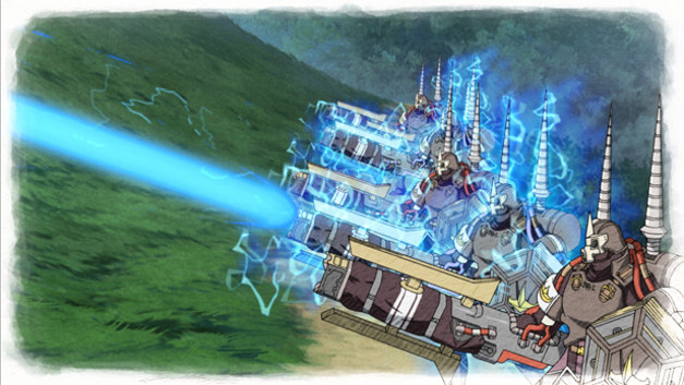 Valkyria Chronicles II Screenshot 1