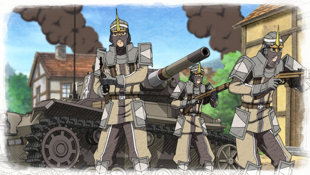 Valkyria Chronicles II Screenshot 3