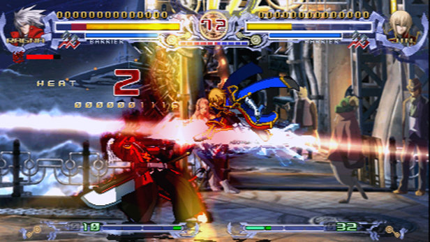 BlazBlue: Calamity Trigger Portable Game | PSP - PlayStation