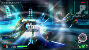 Phantasy Star™ Portable 2 Screenshot 5
