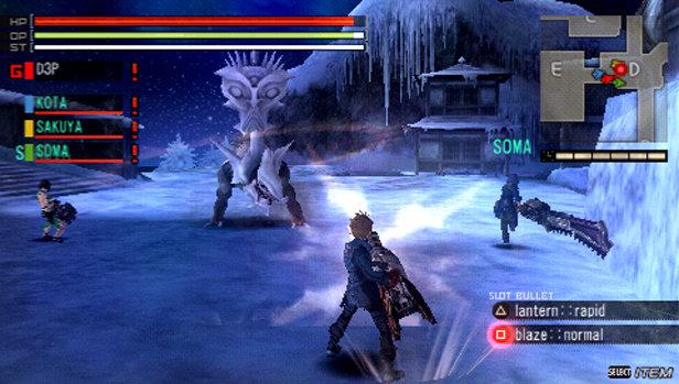 Gods Eater™ Burst Game | PSP - PlayStation