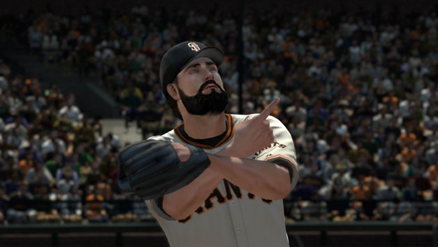 Major League Baseball 2K11 Screenshot 1