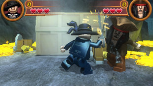 LEGO® Pirates of the Caribbean: The Video Game Screenshot 2