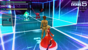 Fate/EXTRA Screenshot 3