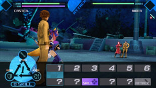 Fate/EXTRA Screenshot 5