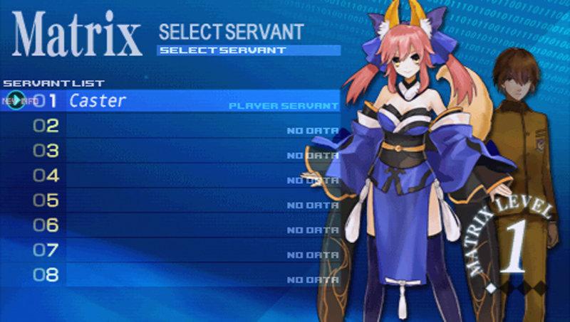 Fate EXTRA Screenshot 11