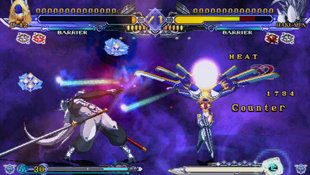BlazBlue Continuum Shift II Screenshot 2