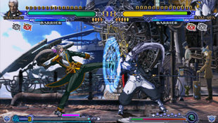 BlazBlue Continuum Shift II Screenshot 5
