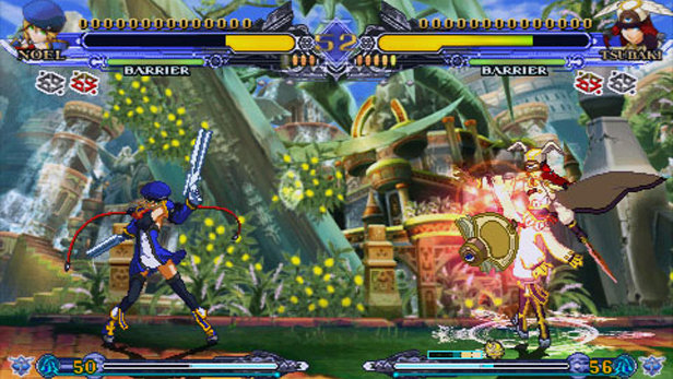 blazblue continuum shift download