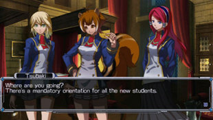 BlazBlue Continuum Shift II Screenshot 11