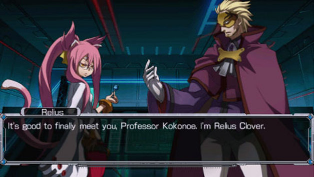 BlazBlue Continuum Shift II Screenshot 7