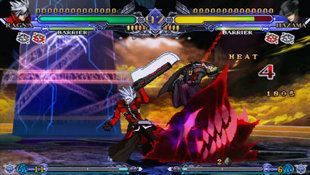 BlazBlue Continuum Shift II Screenshot 17