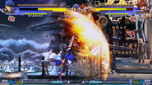 BlazBlue Continuum Shift II Screenshot 18