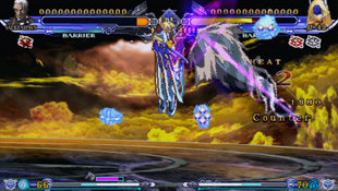 BlazBlue Continuum Shift II Screenshot 20
