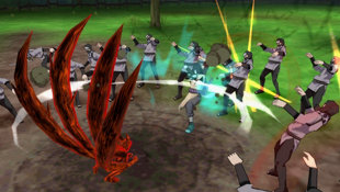 NARUTO SHIPPUDEN™: Ultimate Ninja Impact™ Screenshot 2