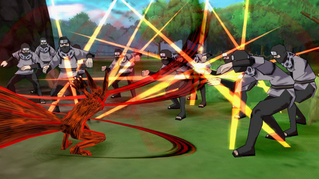 NARUTO SHIPPUDEN™: Ultimate Ninja Impact™ Screenshot 7
