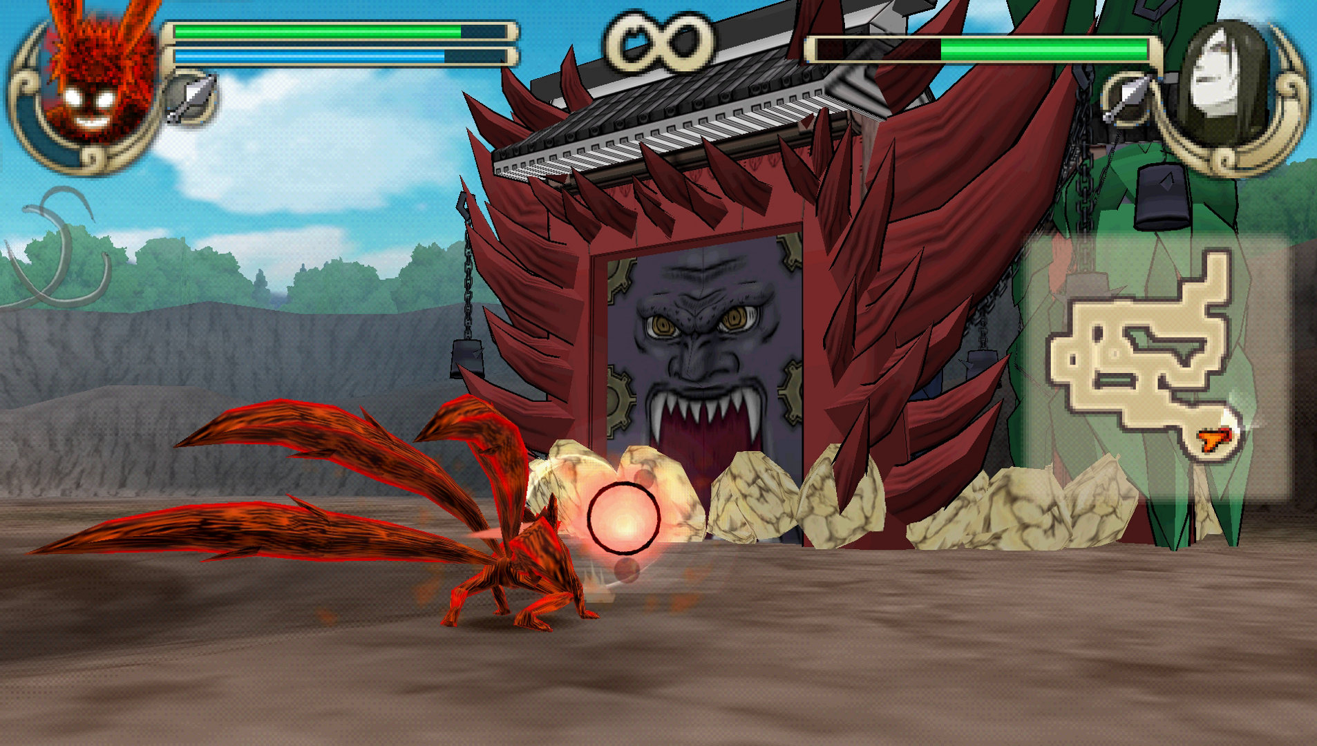 naruto ultimate ninja impact ppsspp cheat codes