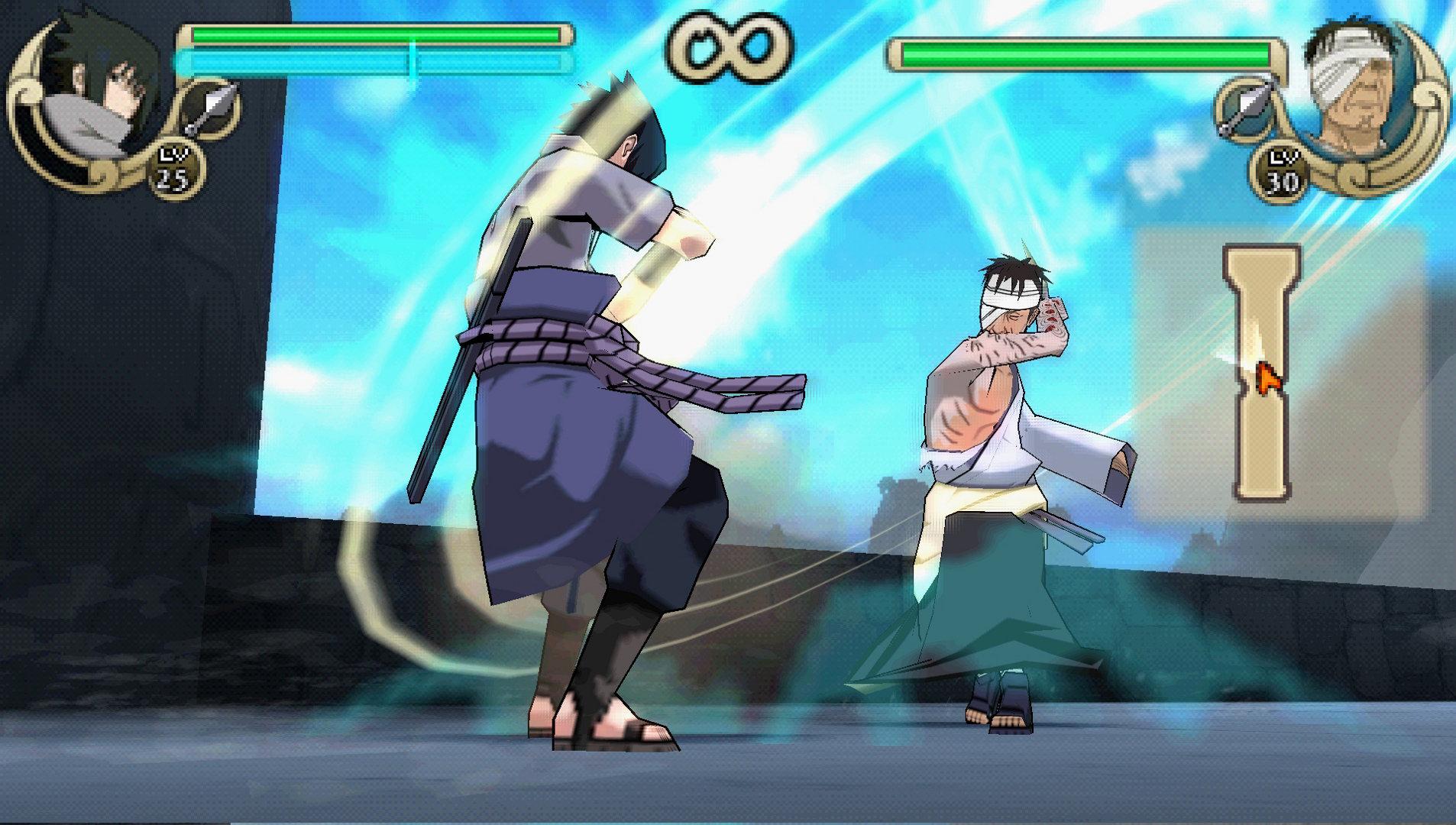Ulus 10582 save | CWCheat Naruto Ultimate Ninja Impact ( USA