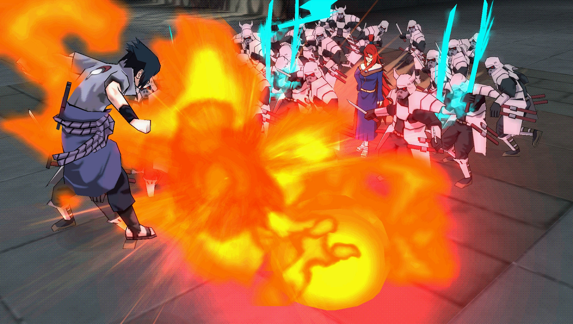 NARUTO SHIPPUDEN™: Ultimate Ninja Impact™ Game   PSP - PlayStation