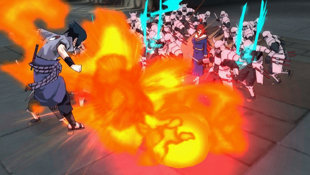 NARUTO SHIPPUDEN™: Ultimate Ninja Impact™ Screenshot 17
