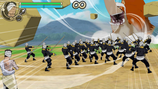 NARUTO SHIPPUDEN™: Ultimate Ninja Impact™ Screenshot 25