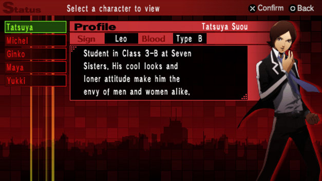 Shin Megami Tensei®: Persona®2: Innocent Sin Screenshot 4