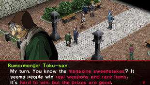 Shin Megami Tensei®: Persona®2: Innocent Sin Screenshot 5