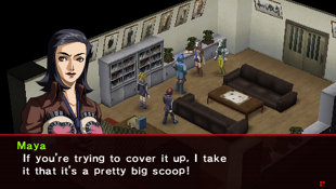 Shin Megami Tensei®: Persona®2: Innocent Sin Screenshot 8