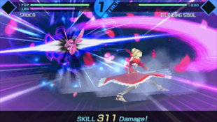 Fate/EXTRA Limited Edition Screenshot 5