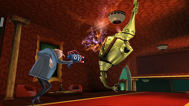 Despicable Me™: The Game Screenshot 4