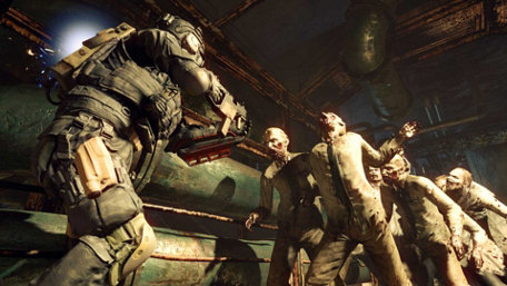 Umbrella Corps Trailer Screenshot