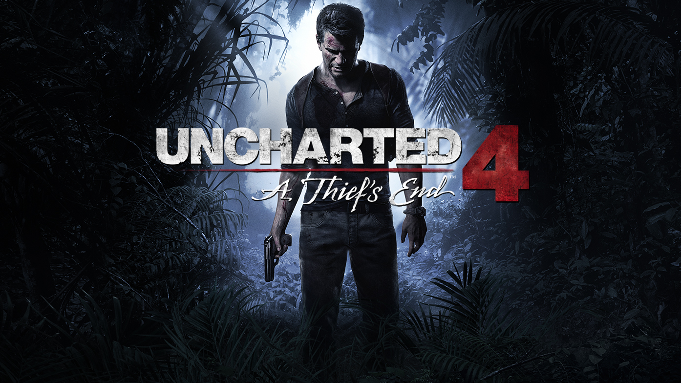 Uncharted 4 a thief 39 s end game ps4 playstation - Uncharted 4 wallpaper ps4 ...