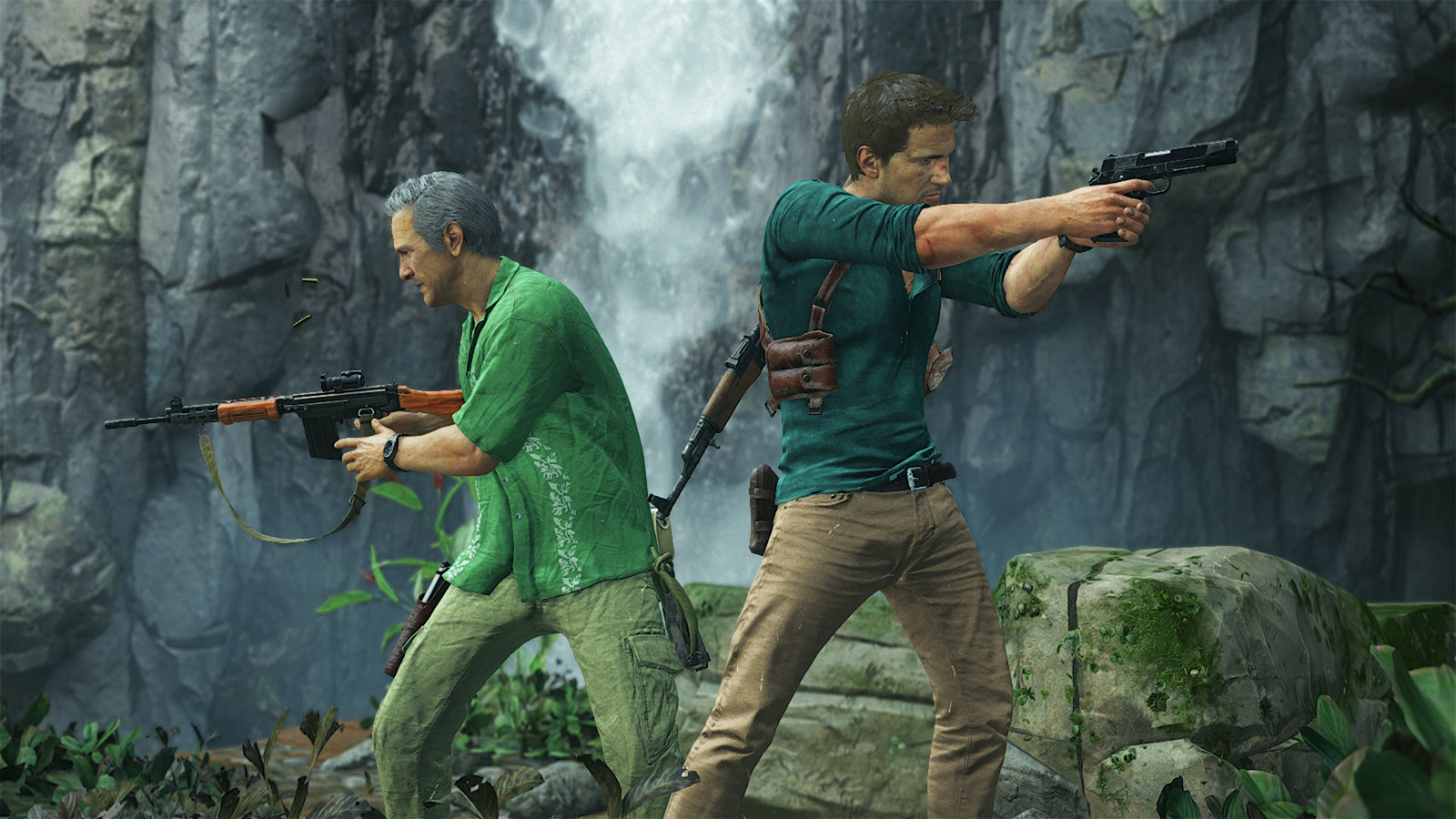 playstation uncharted 4 gameplay