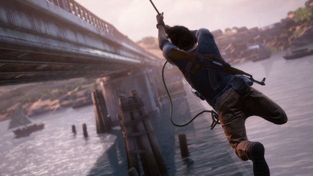 Uncharted 4: A Thief's End Screenshot 1