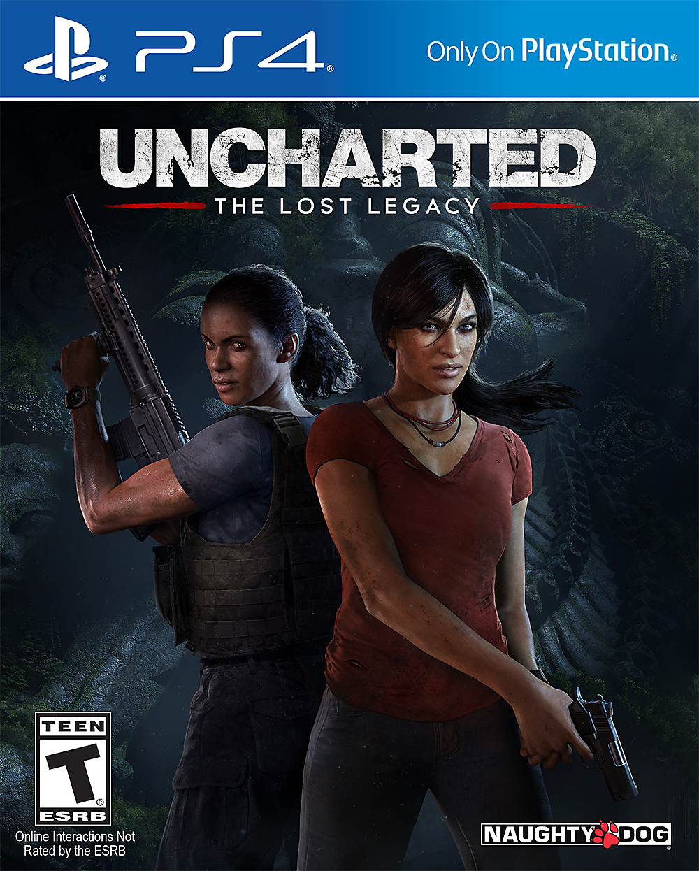 UNCHARTED: The Lost Legacy - PS4 Pro