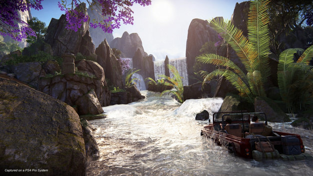 UNCHARTED: The Lost Legacy Screenshot 7