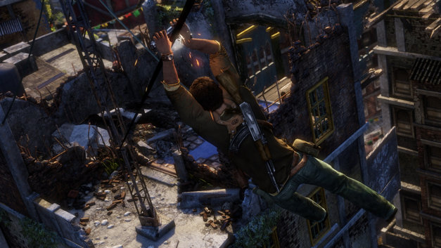 UNCHARTED: The Nathan Drake Collection Screenshot 13