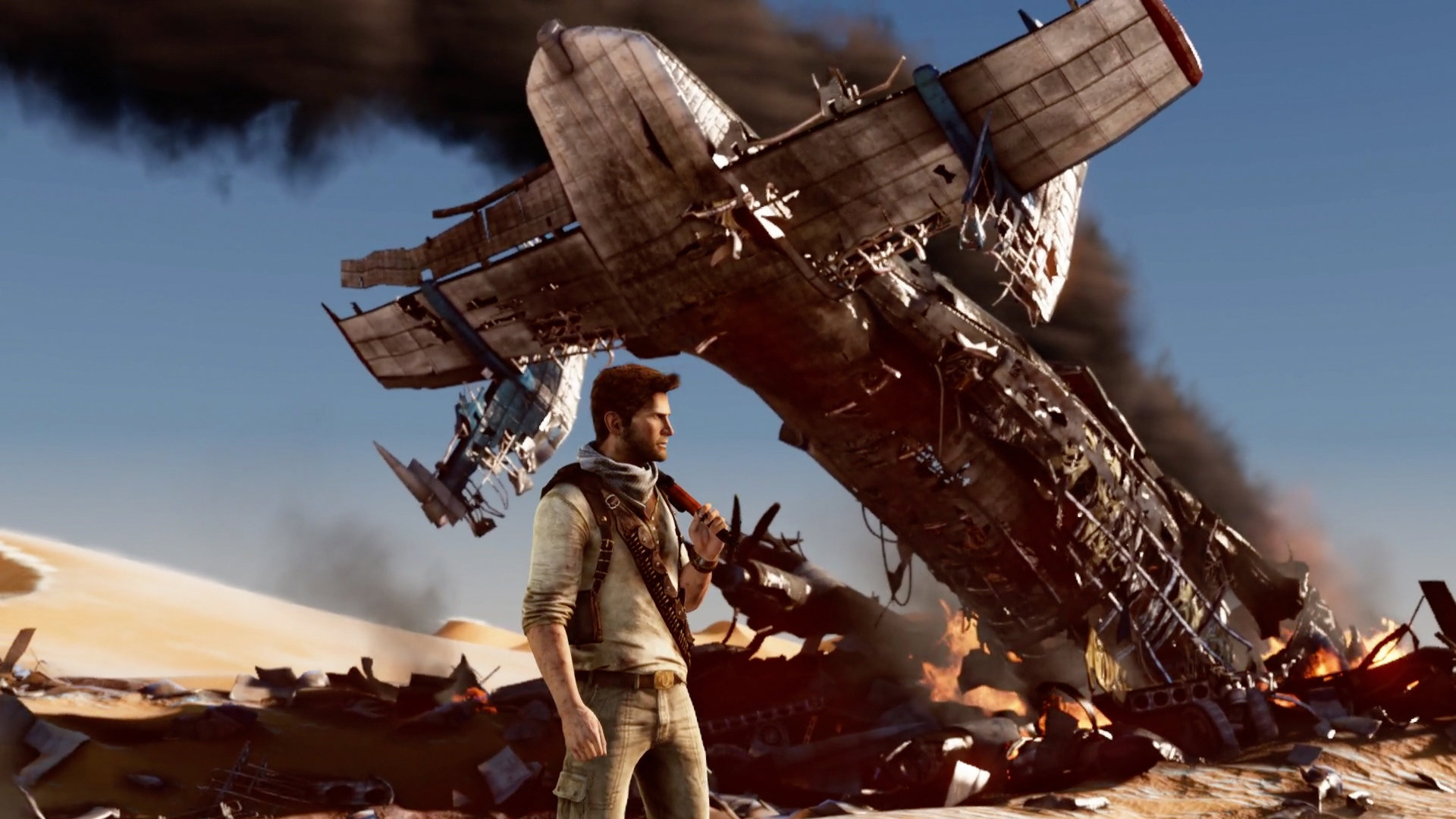 Uncharted The Nathan Drake Collection Game Ps4 Playstation