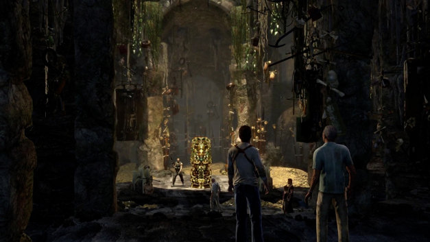 UNCHARTED: The Nathan Drake Collection Screenshot 19
