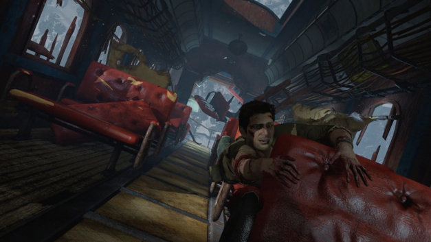 UNCHARTED: The Nathan Drake Collection Screenshot 25