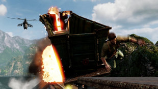 UNCHARTED: The Nathan Drake Collection Screenshot 26