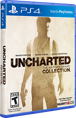 UNCHARTED The Nathan Drake Collection – Aperçu du jeu