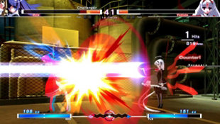 Under Night In-Birth Exe:Late Screenshot 6