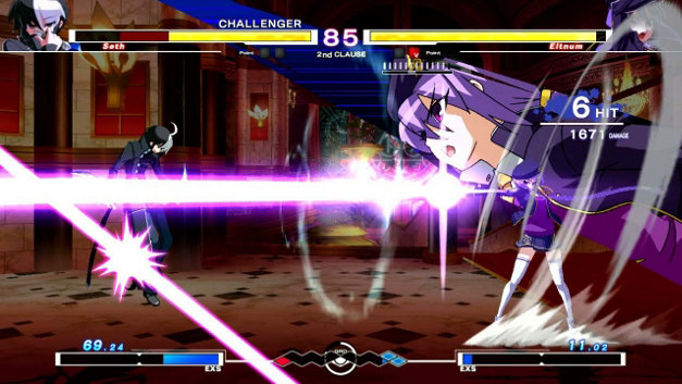 Under Night In-Birth Exe:Late Screenshot 4