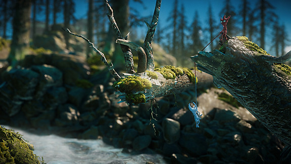 Unravel Two - Screenshot INDEX