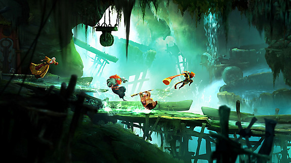 Unruly Heroes - Screenshot INDEX