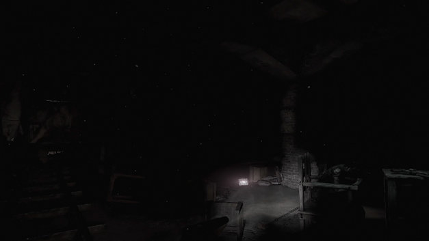 Until Dawn: Rush of Blood Screenshot 1