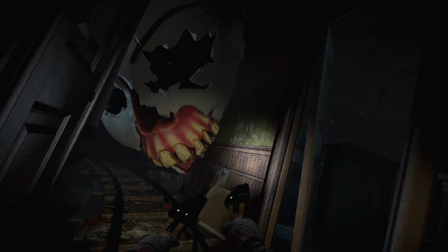 Until Dawn: Rush of Blood Screenshot 10